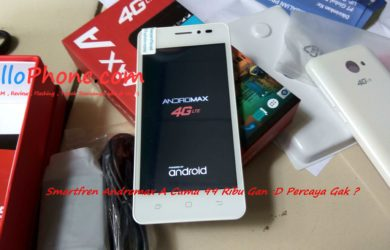 Youtube Andromax A 390x250 - Unboxing Smartfren Andromax A Smartphone 4G LTE 650 Ribu