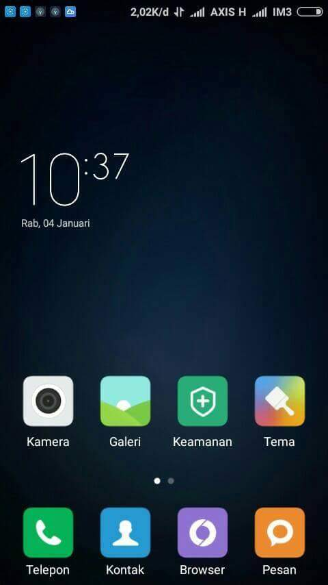 ROM MIUI 7.5.2.0 SID GLOBAL PRO Andromax A