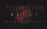ROM Resurrection Remix Marshmallow 6.0 Xiaomi Mi 4s 160x100 - ROM Resurrection Remix Marshmallow 6.0 Xiaomi Mi 4s