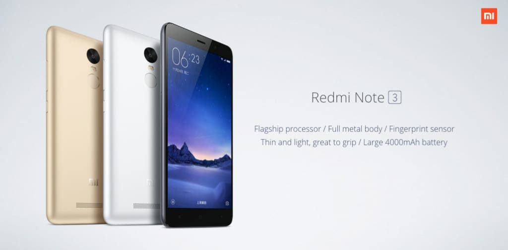 FingerPrint To Lock Redmi Note 3 Pro