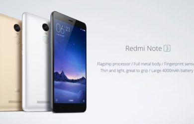 Redmi Note 3 Pro FingerPrint 390x250 - Mengunci Xiaomi Redmi Note 3 Mediatek Dengan Fingerprint