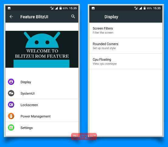 Rom BlitzUI LP 4.0.1 NIGHTLY Andromax A