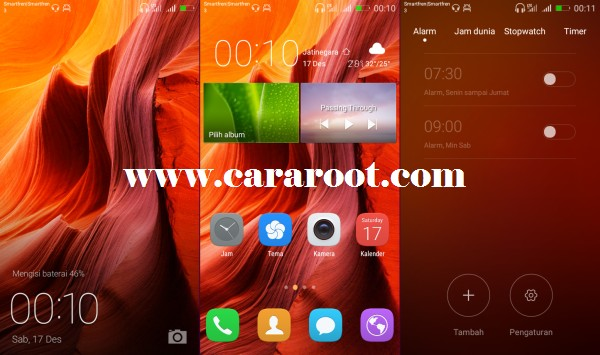 ROM EMUI 3.1 Lollipop 5.0 Andromax A