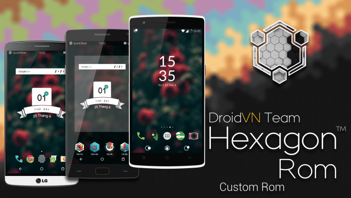 Hexagon ROM V1.5 MM 6.0.1 Xiaomi Redmi 3s/Prime/3X