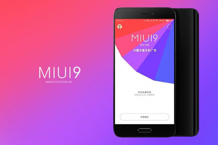MIUI Redmi Note 4 - Cara Flash MIUI 9 Xiaomi Mi Mix Lithium