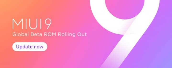Download ROM MIUI 9 Global Semua Xiaomi - Download ROM MIUI 9 Global Semua Xiaomi