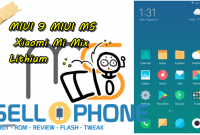 MIUI 9 MIUI MS Mi Mix 200x135 - Cara Flash MIUI 9 Xiaomi Mi Mix Lithium