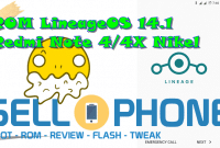 ROM LineageOS 14.1 Redmi Note 44X Nikel 200x135 - Cara Pasang TWRP 3.1.0-1 Redmi Note 4/4X Nikel