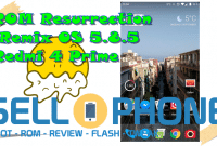 ROM Resurrection Remix OS 5.8.5 Redmi 4 Prime 200x135 - ROM Resurrection Remix OS 5.8.5 Redmi 4 Prime