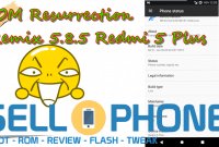 ROM Resurrection Remix 5.8.5 Redmi 5 Plus 200x135 - ROM Resurrection Remix 5.8.5 Redmi 5 Plus