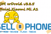 ROM crDroid v3.8.5 Official Xiaomi Mi A1 200x135 - ROM crDroid v3.8.5 Official Xiaomi Mi A1
