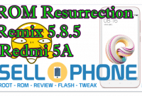 ROM Resurrection Remix 5.8.5 Redmi 5A 200x135 - ROM Resurrection Remix 5.8.5 Redmi 5A