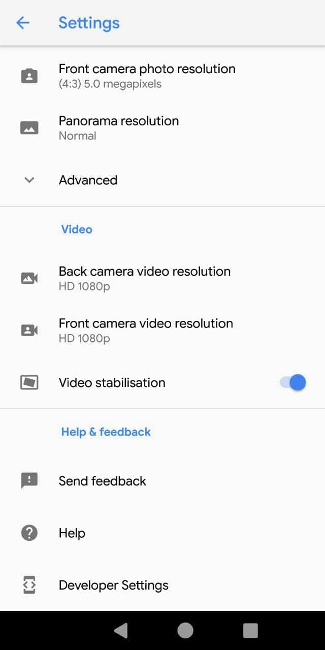 G Came Note 5 3 - Cara Pasang Google Camera Redmi Note 5/Pro