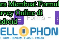 Forms di Android 200x135 - Cara Membuat Formulir / Survey Online di Android