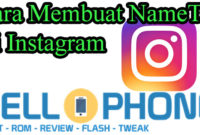 Nametag IG 200x135 - Cara Membuat Nametag di Instagram Android